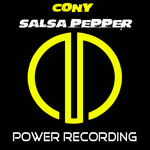 CONY - Salsa Pepper EP (Front Cover)