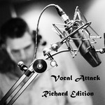 WIDE RANGE ELECTRIC - Vocal Attack: Richard Edition (Sample Pack WAV) (Front Cover)