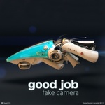 GOOD JOB - Fake Camera (Back Cover)