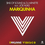 SINS OF SOUND/DJ ARNETTE feat JOE NUKE - Mariquinha (Front Cover)