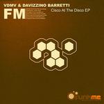 VDMV/DAVIZZINO BARRETTI - Cisco At The Disco EP (Front Cover)