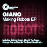 GIANO - Making Robots (Front Cover)
