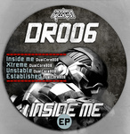 DUALCORE808 - Inside Me EP (Front Cover)