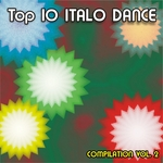VARIOUS - Top 10 Italo Dance Compilation Vol 2 (Front Cover)