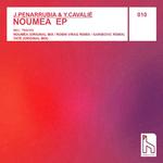 J PENARRUBIA/Y CAVALIE - Noumea (Front Cover)