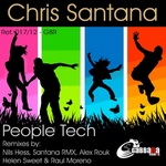 SANTANA, Chris - People Tech (Front Cover)