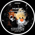 2 GUYS IN DA HOUSE - The Best Of 2 Guys In Da House (Front Cover)