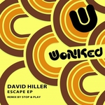 HILLER, David - Escape EP (Front Cover)