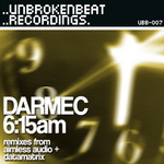 DARMEC - 6:15am EP (Front Cover)