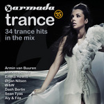 VARIOUS - Armada Trance Vol 15 (Front Cover)