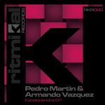 MARTIN, Pedro/ARMANDO VAZQUEZ - Escalopendra (Front Cover)