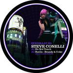 CONELLI, Steve/RAVEN - Sunset Light EP (Front Cover)