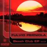 PERNIOLA, Fulvio - Beach Club EP Vol 2 (Front Cover)