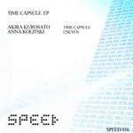 KUROSATO, Akira - Time Capsule (Front Cover)