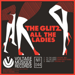 GLITZ, The - All The Ladies (Front Cover)