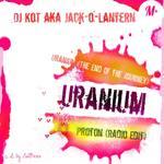 DJ KOT - Uranium (Front Cover)