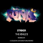 STRIKER - The Kingz Part 2 (Front Cover)