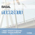 BASAL - Temporis (Front Cover)
