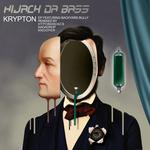 HIJACK DA BASS - Krypton (Front Cover)