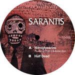 SARANTIS - Nitroglycerine (Front Cover)