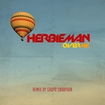 HERBIEMAN - Over Me (Front Cover)