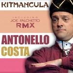 COSTA, Antonello - Kitmancula (Front Cover)