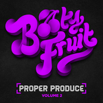 EL BOMBA/HIDDEN RIDDIM/THE ALLERGIES/HONG KONG PING PONG/DJ MAARS - Proper Produce Volume 2 (Front Cover)