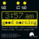 GO NOGO - Good Morning (remixes) (Front Cover)