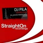 DJ PILA - Overload (Front Cover)