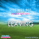 STEE WEE BEE feat SNYDER & RAY - Leaving (Dance Edition) (Front Cover)