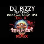 DJ BIZZY feat PRISSY & GERM FREE - Do It (Front Cover)