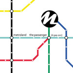 METROLAND - The Passenger EP (Front Cover)