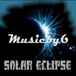 MUSICBY6 - Solar Eclipse (Front Cover)
