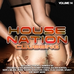 VARIOUS - House Nation Clubbing Vol 14 (Front Cover)