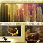 SERPICON3 - First Punch EP (Front Cover)