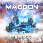 MAGOON - Open Sky (Front Cover)