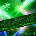 VARIOUS - Nu Skool: The Best In TechHouse Vol 4 (Front Cover)