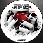QUANTIC SPECTROSCOPY - Hard Feelings EP (Front Cover)