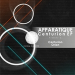 APPARATIQUE - Centurion EP (Front Cover)