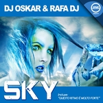 DJ OSKAR & RAFA DJ - Sky (Front Cover)