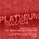PISU, Manuel - The Warriors Of Silent EP (Front Cover)