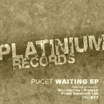 PUCET - Waiting EP (Front Cover)