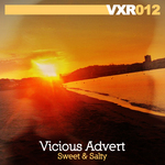 VICIOUS ADVERT - Sweet & Salty (Front Cover)