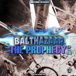 BALTHAZAAR - The Prophecy LP (Front Cover)