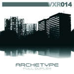 FULL DUPLEX - Archetype (Front Cover)