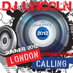 VARIOUS - London Calling Summer Compilation 2012 (Front Cover)