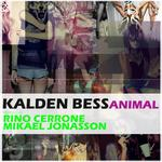 KALDEN BESS - Animal Remixed (Front Cover)
