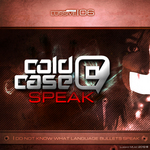 COLD CASE - Speak (Front Cover)