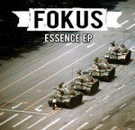 FOKUS - Essence EP (Front Cover)