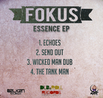 FOKUS - Essence EP (Back Cover)